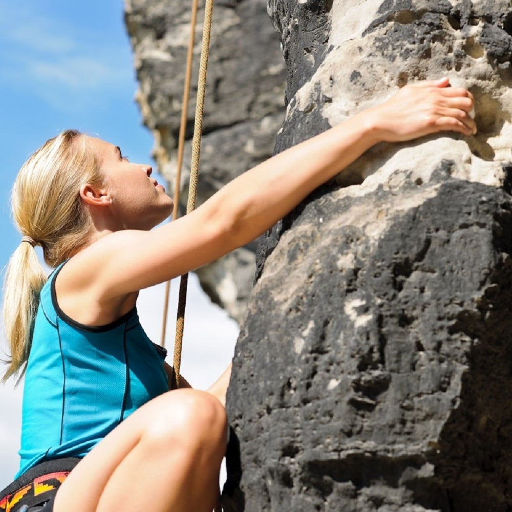 Finger Injuries in Climbers