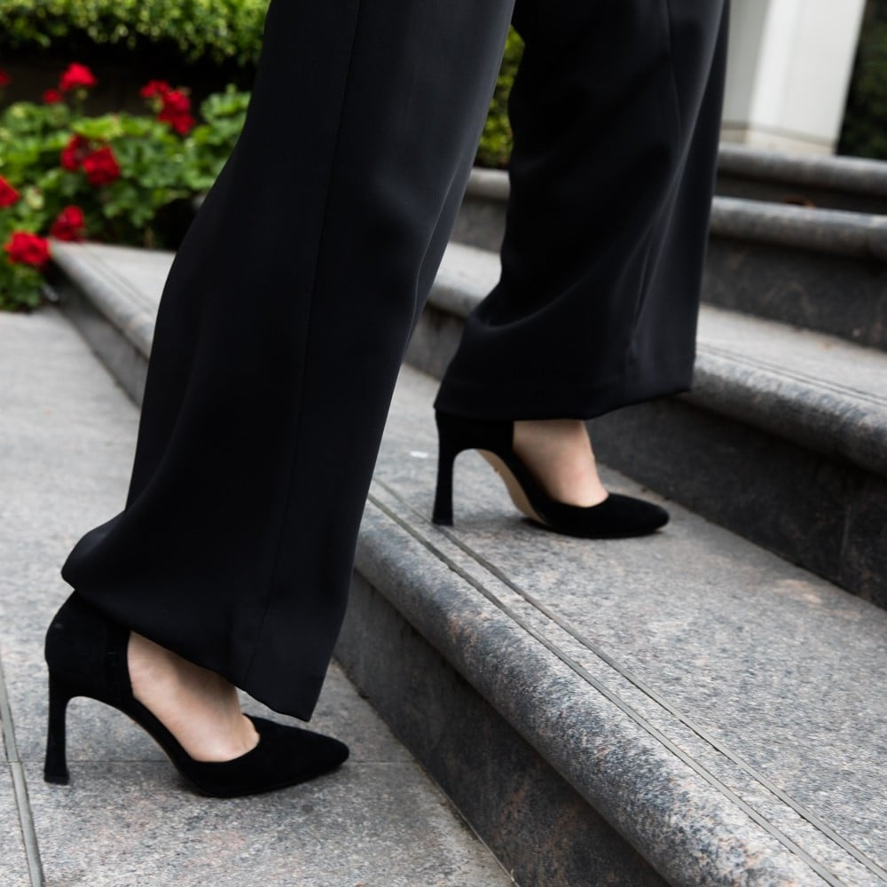 The Health Risk of Heels