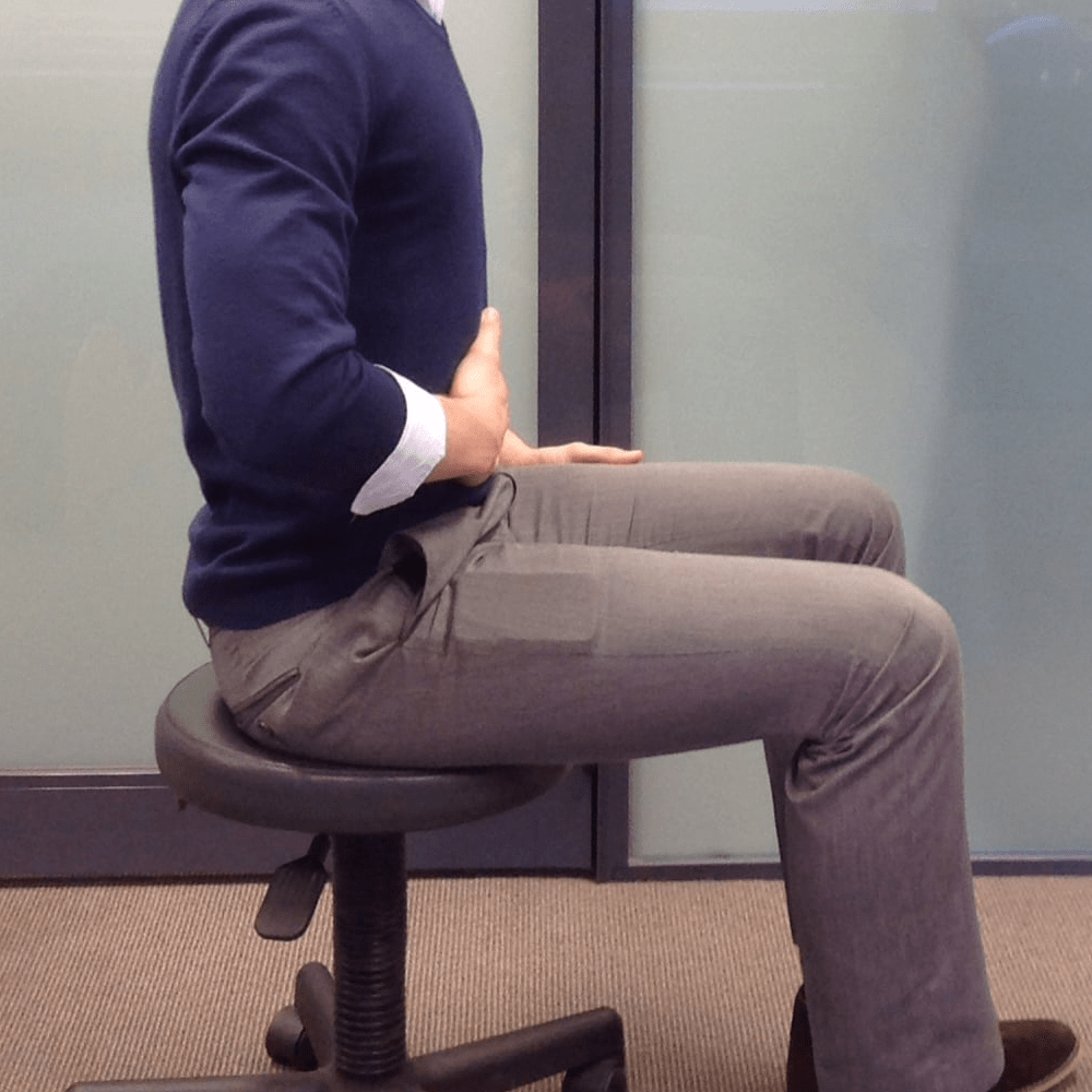 Make your back and neck pain disappear during your commute to work!