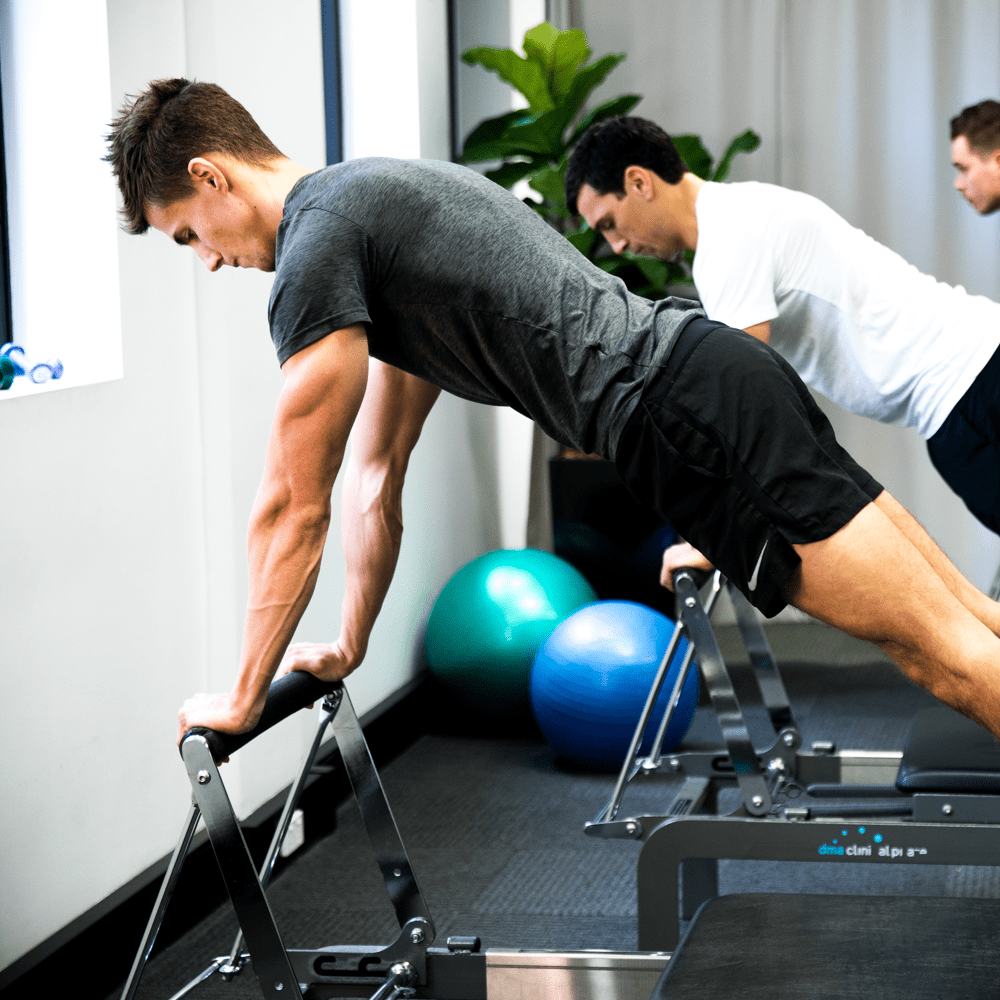 Pilates for the Modern Man