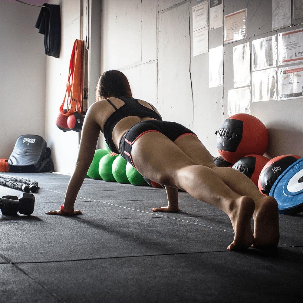 Avoid Wrist Pain When Performing Push-ups!