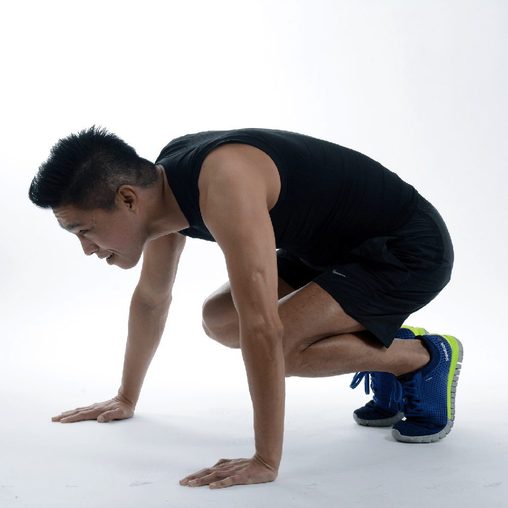 Mechanics of a BURPEE