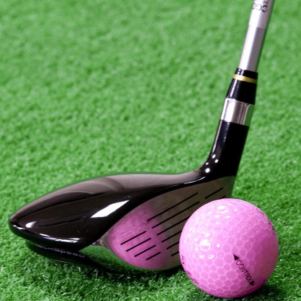 Successful Golf Swing!