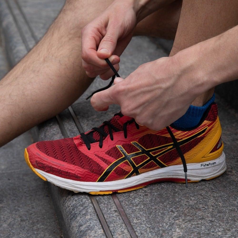 Runners. Get set. GO!