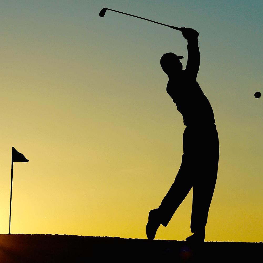 Flat Shoulder Plane In The Golf Swing
