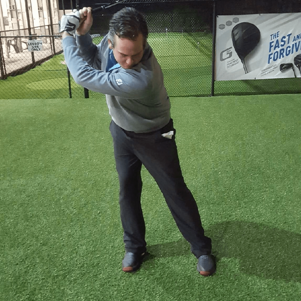 Sway In The Golf Swing