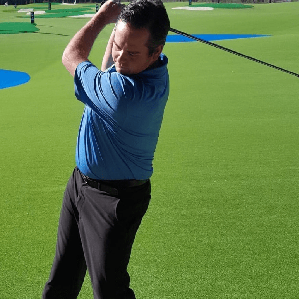 Reverse Spine Angle in the Golf Swing