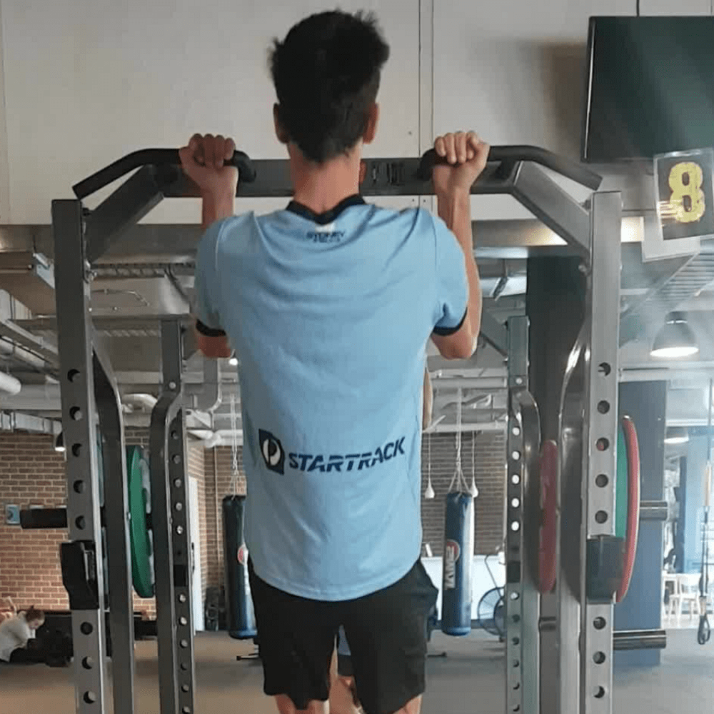 Different Types Of Pull-Ups