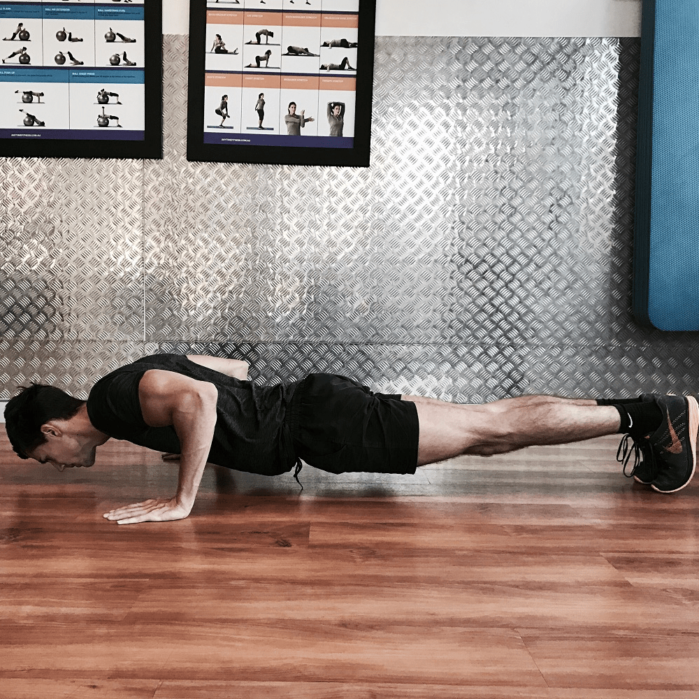 Why You Should Incorporate Push Ups Into Every Chest Workout.