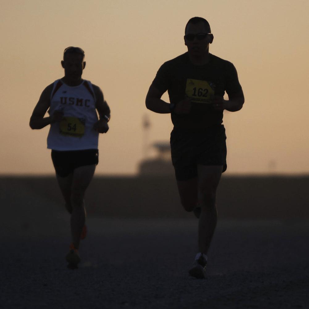 21 Half Marathons in 2017!