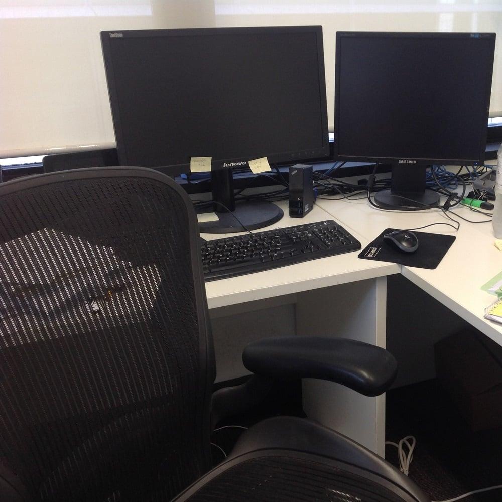 Hot-Desking – Is It As Good As People Say?