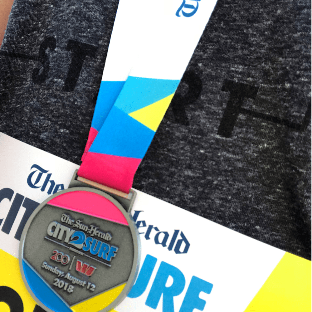 City 2 Surf Is 12 Weeks Away, Your Training Program For The Beginner