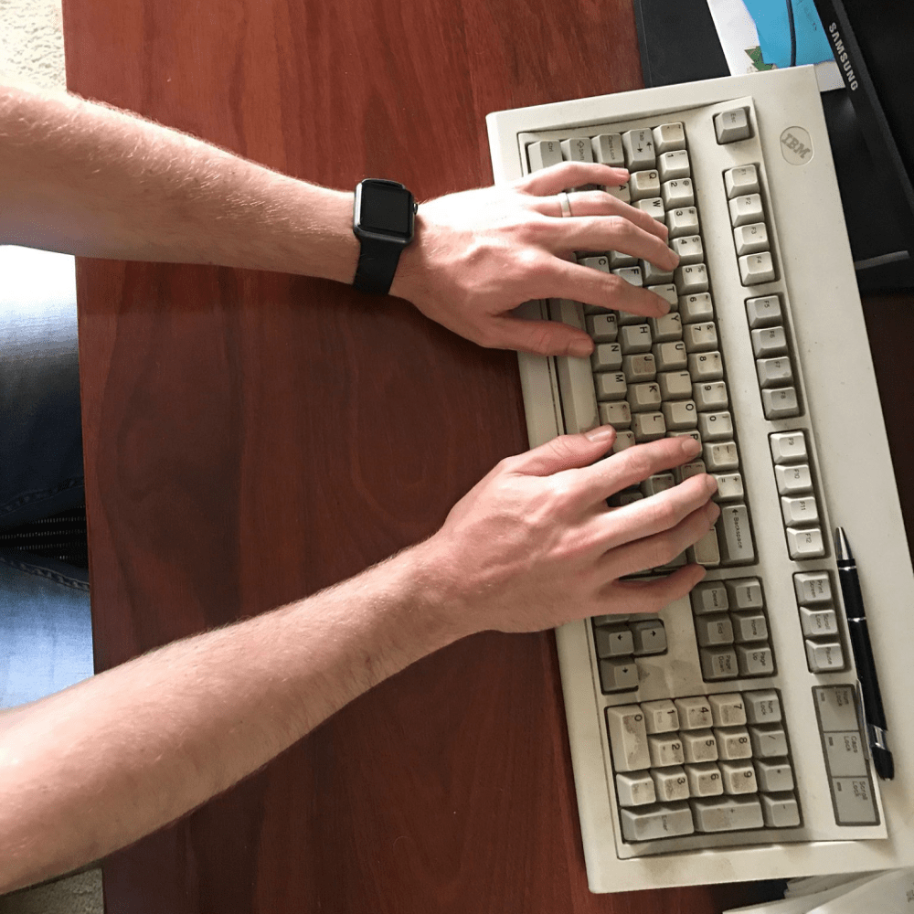 Is My Keyboard Causing My Neck And Arm Pain?