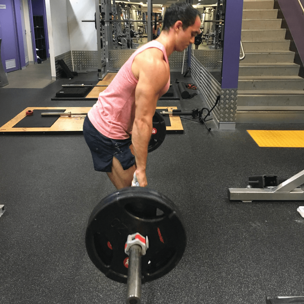 Deadlift Guide – The Lift