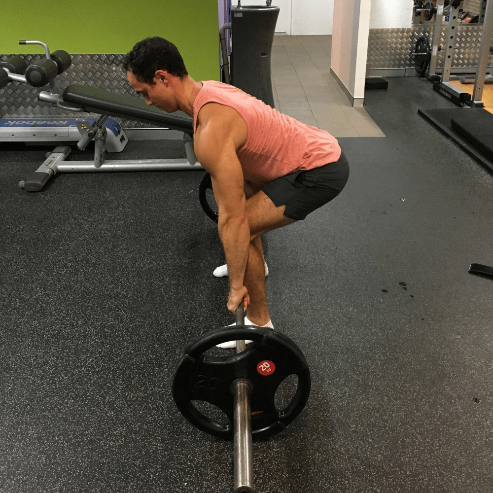 Deadlift Guide – Set Up