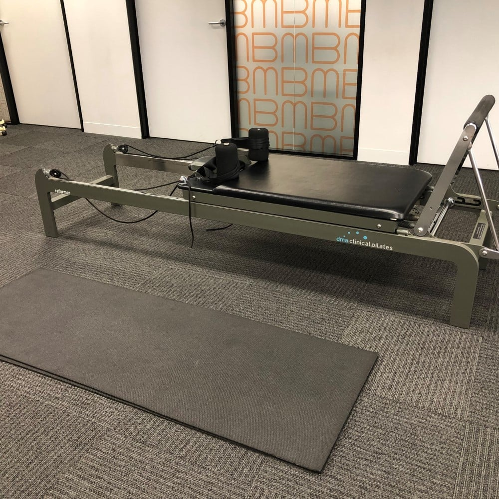 Pilates Reformer Vs Mat Exercise