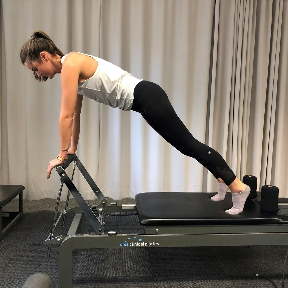 Reformer Vs Mat: Planks