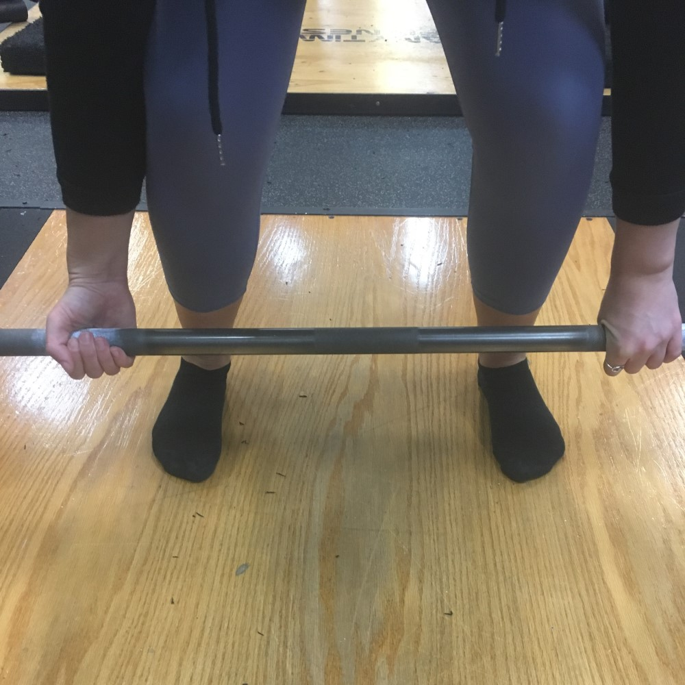 Grip Strength Essential For A Deadlift