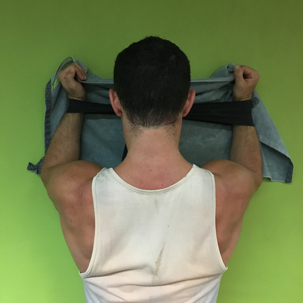 Bulletproof My Shoulders – Part 1