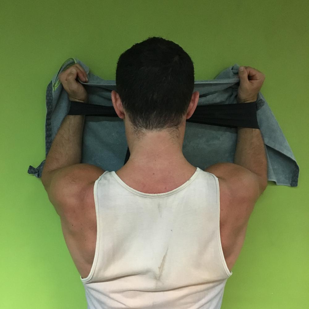 Bulletproof My Shoulders – Part 1