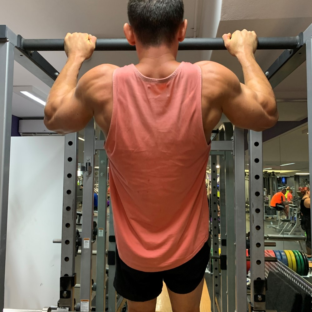 How To Nail Your First Pull Up