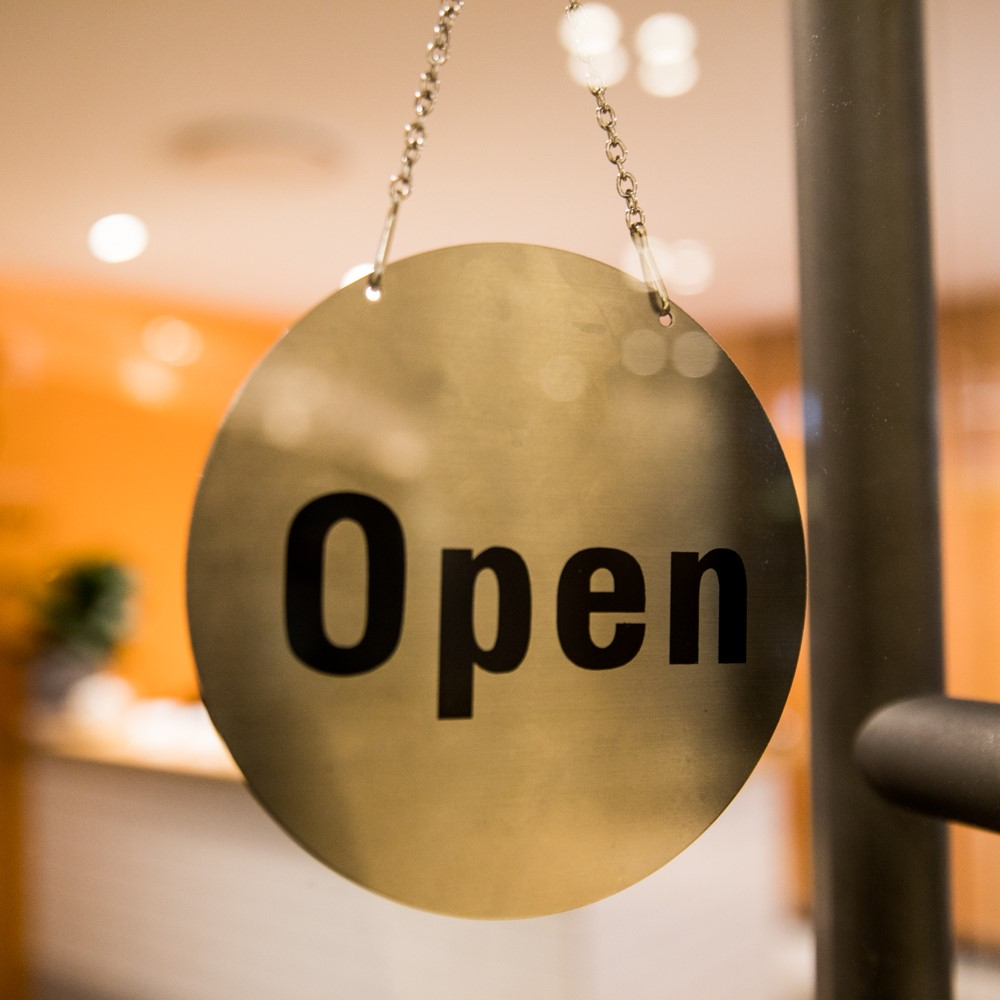 COVID-19 – We Are Open With Extra Measures To Keep You Safe