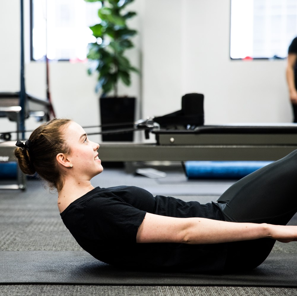 Online Physio and Pilates Services