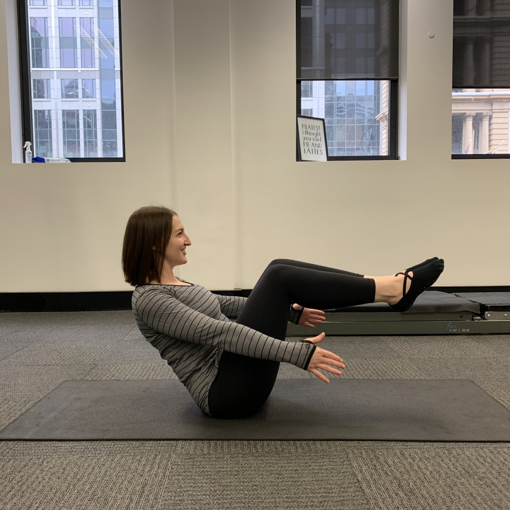 Becoming a Pilates Star