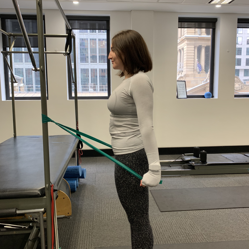Working Out In The Workplace