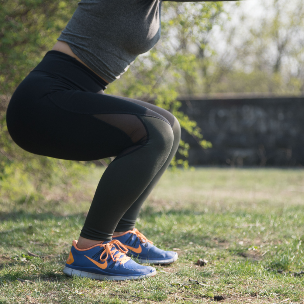 Can Your Knees Go Past Your Toes When Squatting?