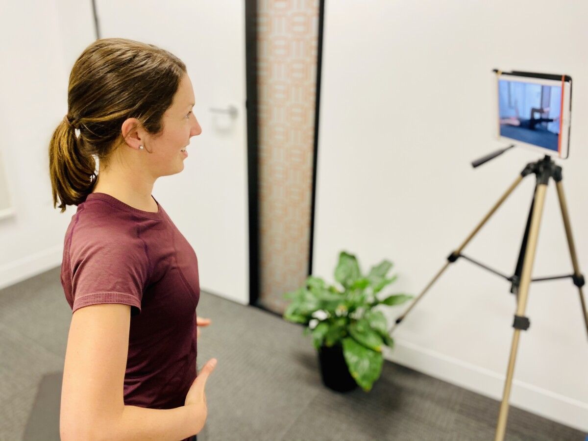 Post-Natal Telehealth Pilates Classes (now available for you at home)